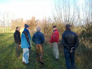 Zielebroeders bij Peter, 16 januari 2011 009